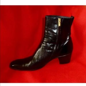 YSL Jonny Boots Tom Ford Black 44 11 RARE